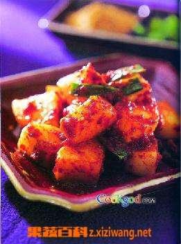 白萝卜咸菜的腌制方法步骤